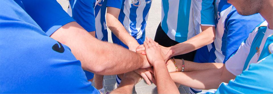 Futbol sala Colmenar Viejo - Grupo Conapi, constructora casas