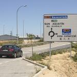 Salida directa a carretera M-607